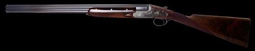 Fusil superposé à platines