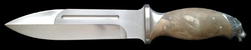Couteau de luxe César